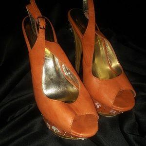 Stilleto sandals